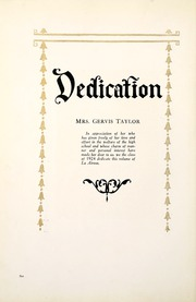 Page 12, 1924 Edition, Amarillo High School - La Airosa Yearbook (Amarillo, TX) online yearbook collection