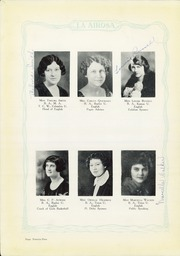 Page 12, 1927 Edition, Amarillo High School - La Airosa Yearbook (Amarillo, TX) online yearbook collection
