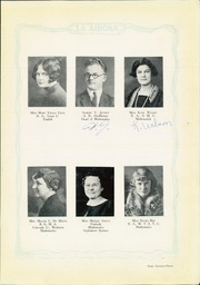 Page 13, 1927 Edition, Amarillo High School - La Airosa Yearbook (Amarillo, TX) online yearbook collection