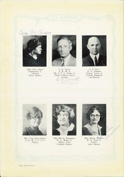 Page 14, 1927 Edition, Amarillo High School - La Airosa Yearbook (Amarillo, TX) online yearbook collection