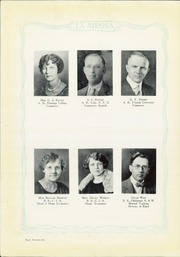 Page 16, 1927 Edition, Amarillo High School - La Airosa Yearbook (Amarillo, TX) online yearbook collection