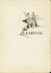 Page 3, 1927 Edition, Amarillo High School - La Airosa Yearbook (Amarillo, TX) online yearbook collection