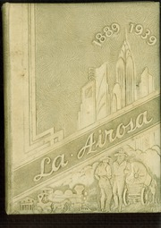 Amarillo High School - La Airosa Yearbook (Amarillo, TX) online yearbook collection, 1939 Edition, Page 1
