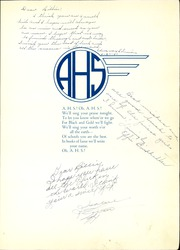 Page 11, 1941 Edition, Amarillo High School - La Airosa Yearbook (Amarillo, TX) online yearbook collection