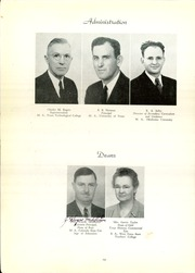 Page 16, 1941 Edition, Amarillo High School - La Airosa Yearbook (Amarillo, TX) online yearbook collection