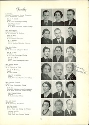 Page 17, 1941 Edition, Amarillo High School - La Airosa Yearbook (Amarillo, TX) online yearbook collection
