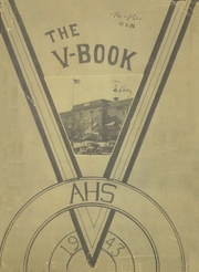 Page 1, 1943 Edition, Amarillo High School - La Airosa Yearbook (Amarillo, TX) online yearbook collection