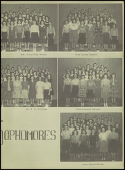 Page 11, 1943 Edition, Amarillo High School - La Airosa Yearbook (Amarillo, TX) online yearbook collection