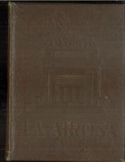 Amarillo High School - La Airosa Yearbook (Amarillo, TX) online yearbook collection, 1946 Edition, Page 1