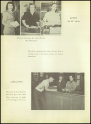 Page 16, 1950 Edition, Amarillo High School - La Airosa Yearbook (Amarillo, TX) online yearbook collection