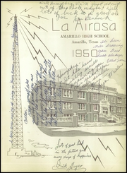 Page 5, 1950 Edition, Amarillo High School - La Airosa Yearbook (Amarillo, TX) online yearbook collection