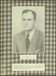Page 8, 1950 Edition, Amarillo High School - La Airosa Yearbook (Amarillo, TX) online yearbook collection