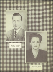 Page 9, 1950 Edition, Amarillo High School - La Airosa Yearbook (Amarillo, TX) online yearbook collection
