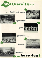 Page 13, 1954 Edition, Amarillo High School - La Airosa Yearbook (Amarillo, TX) online yearbook collection