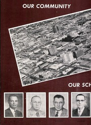 Page 10, 1955 Edition, Amarillo High School - La Airosa Yearbook (Amarillo, TX) online yearbook collection