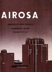 Page 7, 1955 Edition, Amarillo High School - La Airosa Yearbook (Amarillo, TX) online yearbook collection
