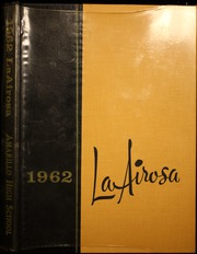 Amarillo High School - La Airosa Yearbook (Amarillo, TX) online yearbook collection, 1962 Edition, Page 1