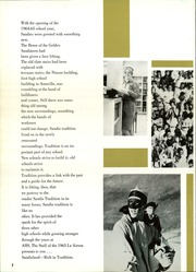 Page 6, 1965 Edition, Amarillo High School - La Airosa Yearbook (Amarillo, TX) online yearbook collection
