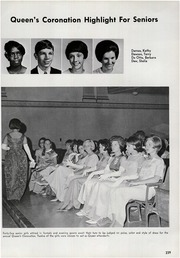 Page 235, 1968 Edition, Amarillo High School - La Airosa Yearbook (Amarillo, TX) online yearbook collection
