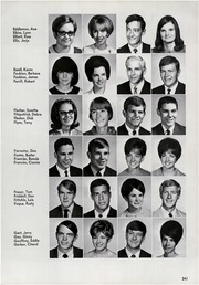 Page 237, 1968 Edition, Amarillo High School - La Airosa Yearbook (Amarillo, TX) online yearbook collection