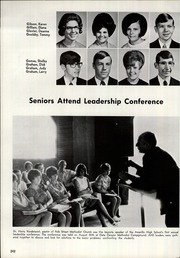 Page 238, 1968 Edition, Amarillo High School - La Airosa Yearbook (Amarillo, TX) online yearbook collection
