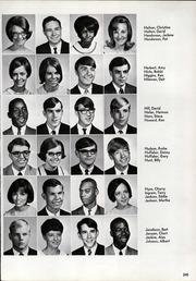 Page 241, 1968 Edition, Amarillo High School - La Airosa Yearbook (Amarillo, TX) online yearbook collection