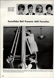 Page 242, 1968 Edition, Amarillo High School - La Airosa Yearbook (Amarillo, TX) online yearbook collection