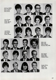 Page 243, 1968 Edition, Amarillo High School - La Airosa Yearbook (Amarillo, TX) online yearbook collection