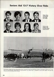 Page 244, 1968 Edition, Amarillo High School - La Airosa Yearbook (Amarillo, TX) online yearbook collection