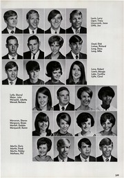 Page 245, 1968 Edition, Amarillo High School - La Airosa Yearbook (Amarillo, TX) online yearbook collection