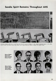 Page 247, 1968 Edition, Amarillo High School - La Airosa Yearbook (Amarillo, TX) online yearbook collection