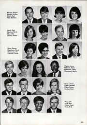 Page 249, 1968 Edition, Amarillo High School - La Airosa Yearbook (Amarillo, TX) online yearbook collection