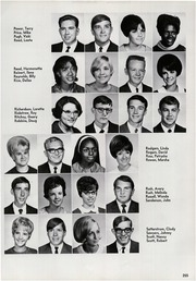 Page 251, 1968 Edition, Amarillo High School - La Airosa Yearbook (Amarillo, TX) online yearbook collection