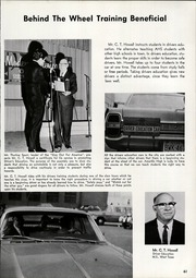 Page 63, 1968 Edition, Amarillo High School - La Airosa Yearbook (Amarillo, TX) online yearbook collection