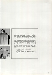 Page 65, 1968 Edition, Amarillo High School - La Airosa Yearbook (Amarillo, TX) online yearbook collection