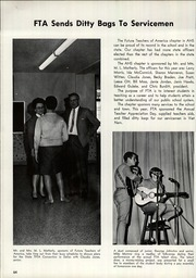 Page 66, 1968 Edition, Amarillo High School - La Airosa Yearbook (Amarillo, TX) online yearbook collection