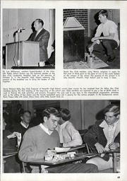 Page 71, 1968 Edition, Amarillo High School - La Airosa Yearbook (Amarillo, TX) online yearbook collection