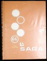 Page 1, 1966 Edition, Caprock High School - La Saga Yearbook (Amarillo, TX) online yearbook collection