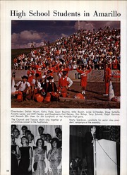 Page 14, 1966 Edition, Caprock High School - La Saga Yearbook (Amarillo, TX) online yearbook collection