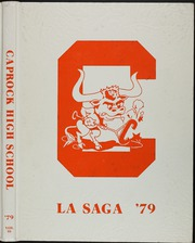 Page 1, 1979 Edition, Caprock High School - La Saga Yearbook (Amarillo, TX) online yearbook collection