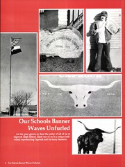Page 10, 1979 Edition, Caprock High School - La Saga Yearbook (Amarillo, TX) online yearbook collection