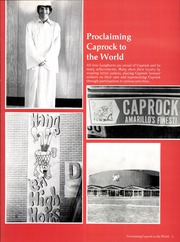 Page 11, 1979 Edition, Caprock High School - La Saga Yearbook (Amarillo, TX) online yearbook collection