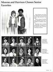 Page 127, 1979 Edition, Caprock High School - La Saga Yearbook (Amarillo, TX) online yearbook collection
