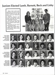 Page 138, 1979 Edition, Caprock High School - La Saga Yearbook (Amarillo, TX) online yearbook collection