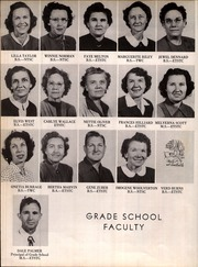 Page 14, 1950 Edition, Canton High School - Eagle Yearbook (Canton, TX) online yearbook collection