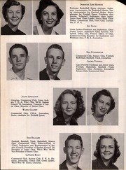 Page 16, 1950 Edition, Canton High School - Eagle Yearbook (Canton, TX) online yearbook collection
