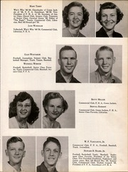 Page 17, 1950 Edition, Canton High School - Eagle Yearbook (Canton, TX) online yearbook collection