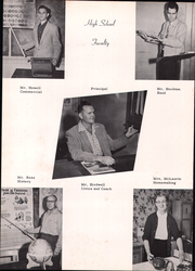 Page 10, 1956 Edition, Canton High School - Eagle Yearbook (Canton, TX) online yearbook collection