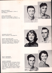 Page 15, 1956 Edition, Canton High School - Eagle Yearbook (Canton, TX) online yearbook collection