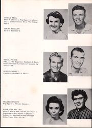 Page 17, 1956 Edition, Canton High School - Eagle Yearbook (Canton, TX) online yearbook collection